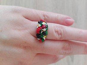 Prstene - Prsteň:Maliny a černice. - 10764241_