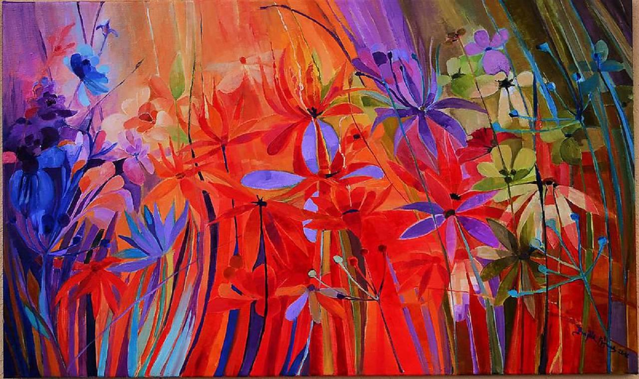 Záhradné kvetinky