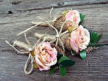 Pierka - Ružička vo vreci - 10768453_