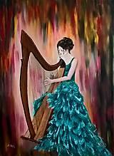Harfistka 1