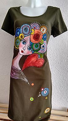 Šaty - Letné šaty - Zaľúbená :) - 10766406_