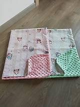 Textil - Detské deky - 10765976_
