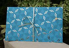 Papiernictvo - Darčekové obálky k maľovanému hodvábu 26 x 16 cm - 10766697_