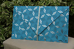 Papiernictvo - Darčekové obálky k maľovanému hodvábu 26 x 16 cm - 10766698_