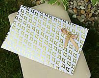 Papiernictvo - Darčekové obálky k maľovanému hodvábu 26 x 16 cm - 10766701_