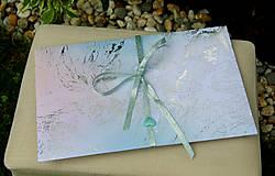 Papiernictvo - Darčekové obálky k maľovanému hodvábu 26 x 16 cm - 10766726_