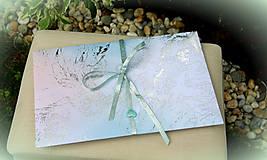 Papiernictvo - Darčekové obálky k maľovanému hodvábu 26 x 16 cm - 10766741_