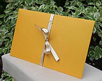Papiernictvo - Darčekové obálky k maľovanému hodvábu 26 x 16 cm - 10766835_