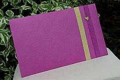 Papiernictvo - Darčekové obálky k maľovanému hodvábu 26 x 16 cm - 10766860_