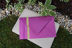 Papiernictvo - Darčekové obálky k maľovanému hodvábu 26 x 16 cm - 10766862_