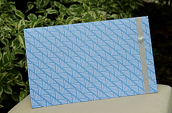 Papiernictvo - Darčekové obálky k maľovanému hodvábu 26 x 16 cm - 10766903_