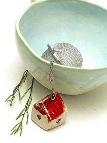 Nádoby - sitko na čaj dom - 10767621_