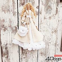 Bábiky - Slečna Romantická - 10767469_