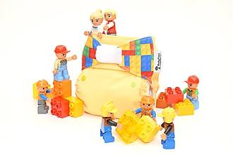 Detské doplnky - LEGO Yellow - PUL Kapsová Plienočka (veľ. S-M-L) + vkladačka - 10768624_