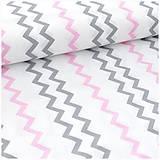 Textil - Cikcak v jemných farbách - 10771375_