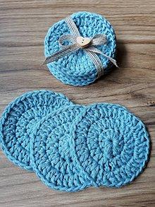 Úžitkový textil - Odličovacie tampony zo 100% organickej  bavlny - 10770296_