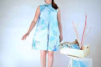 Šaty - Rozžiarené rána na šatách - 10772211_