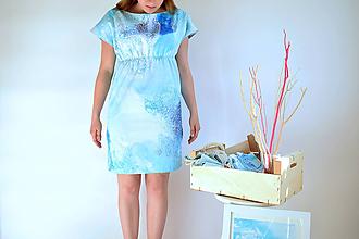 Šaty - Rozžiarené rána na šatách - 10772285_