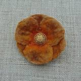 Odznaky/Brošne - ...plstená brošňa... - 10771810_