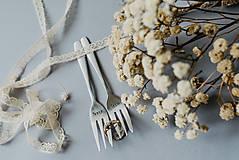 Pomôcky - Vidličky Pán a Pani ❤ - 10769389_