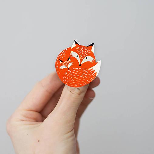 Brošnička - Líštička