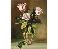 Obrazy - tri Ruže - 10769348_