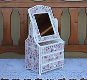 Krabičky - Toaletka na želanie :) - 10771587_