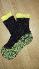Obuv - ponožky veľ.37-38 - 10772003_