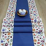 Úžitkový textil - DANA - stredový obrus 150x40 - 10769056_