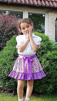 Detské oblečenie - Pre Lilien - 10772004_