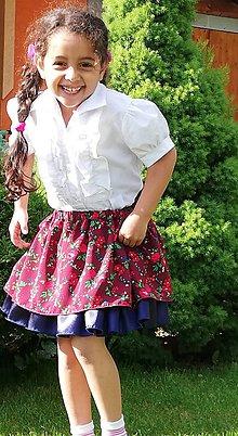 Detské oblečenie - Ružičková - 10772511_