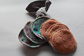 Úžitkový textil - Odličovacie tampóny - 10770010_