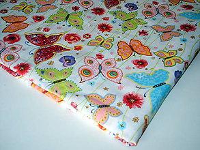 Úžitkový textil - obrus na okrúhly stôl  140cm - 10771094_
