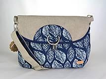 Kabelky - Daria béžová 1 = taška + batoh - 10770556_