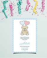 Papiernictvo - Detská narodeninová pozvánka - 10769209_