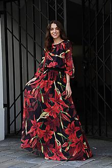 Šaty - Spoločenské šaty Lalia - 10776441_