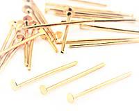 Keltovací nit (30 mm - Zlatá)