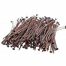 Komponenty - Keltovací nit (30mm - Meď/Bronz) - 10774414_