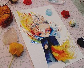 Grafika - Moje plamene - 10775912_