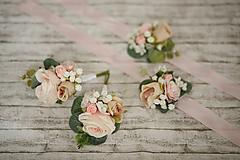 Pierka - Väčšie svadobné pierko - 10776579_