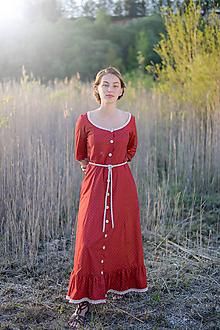 Šaty - Summer field dress -Susan - 10774323_