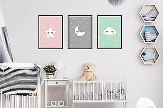 Detské doplnky - Obrázky do detskej izby - 10773404_
