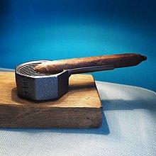 Drobnosti - Industriálny popolník na cigary - 10775838_