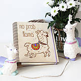 Papiernictvo - Zápisník No Prob Lama - 10776235_