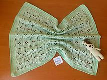Úžitkový textil - Deka - 10773985_