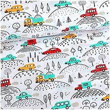 Textil - letný vak na spanie - 10773253_