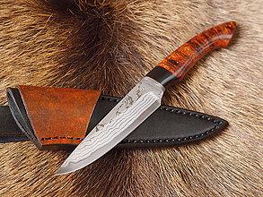 Nože - Malý outdoorový nôž - 10775105_