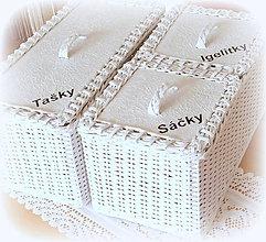 Košíky - Košík na nákupne tašky - 10775288_