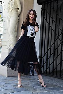Sukne - Tylová sukňa Mia - 10779649_
