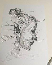 Kresby - Ďalšia z nich - 10779222_